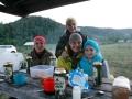 Alina und Familie aus Ufa