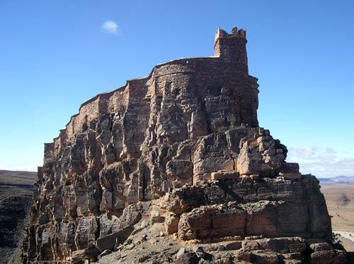 Agadir - eine Speicherburg